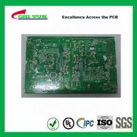 Cheap 2L FR4 1.6mm OSP Quick Turn PCB Prototypes For Securit And Protection for sale