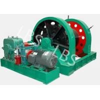 Buy cheap Mine Heavy Duty Lifting Electric Windlass Winch Fully Machined from wholesalers