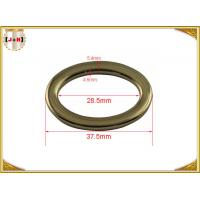 Quality Adjusted Nickel Plated Metal Belt Loops Inner Size 28.5mm Round Shaped wholesale