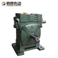 Hollow Shaft Worm Gear Speed Reducer Gearbox For Concrete Mixer , High