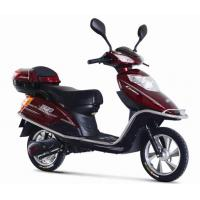 China Environmentally Friendly Fast electric motor scooters / motorcycle with Intelligent Controller on sale