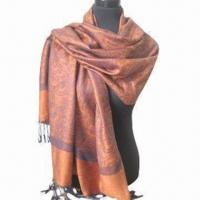 Quality Fashionable leopard jacquard scarf for 2013 spring wholesale