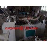 Quality 4.2kw 320mm Disposable Food Paper Bag Making Machine 2900×800×1000mm wholesale