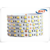 Quality Double Row Led Strip Lights Colour Changing  5meter/ Roll 18-20LM Remote Control wholesale