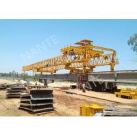 Quality OEM Durable And Reliable Travelling Steel Beam Launcher For Bridge wholesale