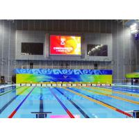 Quality Indoor SMD P5 Stadium Display Programmable Electronic Billboard Full Color LED Video Walls With Magnetic Module wholesale