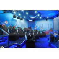 Quality Theme park 5D movie theater , specail design , artistic style , immersive effect wholesale