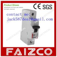Buy cheap miniature circuit breaker/MCB/ Legrand style   1pole circuit breaker from wholesalers