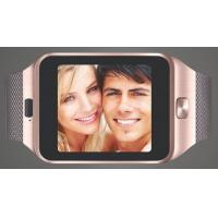 Quality 2015 competitive price wemelody Z09 smart watch with sim card wholesale