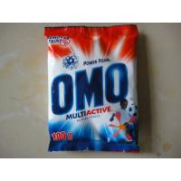 Cheap High effective OMO Clothes Washing Powder Laundry Detergent 100g for sale