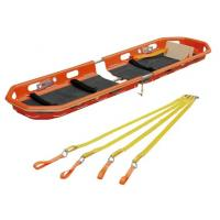Quality ABS Emergency Rescue Basket Stretcher With Safety Belts For Transfer Patients wholesale