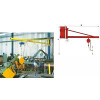 Quality BZ3t Light Duty Wall Mounted Slewing Jib Cranes for Plant Room Maintenance wholesale