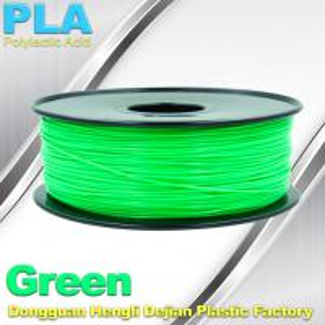 Quality High Strength Desktop 3D Printer Consumables PLA  Filament 1.75mm /  3.0mm wholesale