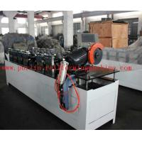 Quality Manual / Automatical Cold Roll Former Machine , T Bar Roll Forming Line wholesale