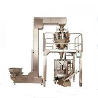 Buy cheap Vertical filling machine VFFS oatmeal crisps packaging machine from wholesalers