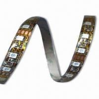 Quality SMD LED Strip with IP66 Water-resistant Feature and 12V DC Working Voltage wholesale