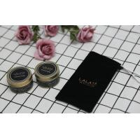 Quality Black Label Scented Tin Candles Essential Oils Handmade Soy Wax Candle wholesale