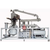 Cheap High Recycling Rate Vacuum Distillation Equipment For SN150 Base Oil SGS Certified for sale