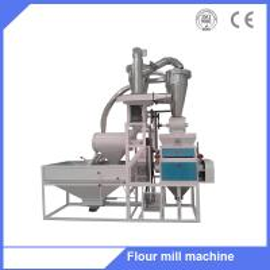 China 6F2240 capacity 300kg/h wheat flour mill machine on sale