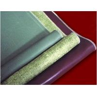 China Silicone coating fiberglass cloth on sale