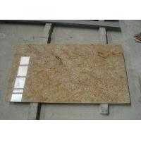 Quality Kashmir Gold Granite Floor Tiles Granite Stone Slabs Indoor Cutting Size wholesale