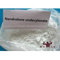 Quality Legal Dynabolon Nandrolone Undecylate White Powder Nandrolone Decanoate Steroid For Muscle 862-89-5 wholesale