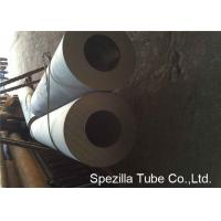 Quality ASTM B444 UNS N06625 Nickel Alloy Pipes Seamless Alloy 400 Tubing wholesale