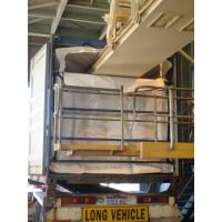 Quality 20 foot PP woven rice dry bulk container liners with conveyor belt loading wholesale