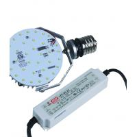 China 65W LED Retrofit light Cooling by Fin Heat Sink and Fan on the back DLC UL Listed on sale
