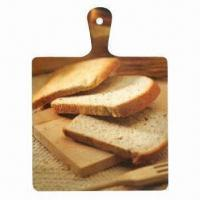 Quality Melamine Cutting Board in Various Shapes, Made of Melamine, Customized Arts are Accepted wholesale