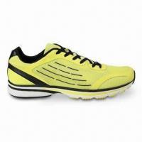 Quality Running Shoes with Sumelon/Mesh/Microfiber Upper, Sumelon Lining and Phylon/Rubber Outsole wholesale