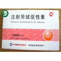 Quality 5000IU Human Chorionic Gonadotropin HCG for Stimulation Progesterone wholesale