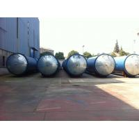 Quality Glass industry Wood Preservative Treatment , saturated steam Autoclave wholesale