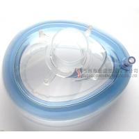 Buy cheap Clear Infant Baby Hosptial Inflatable Anesthesia Face Mask ISO13485 from wholesalers