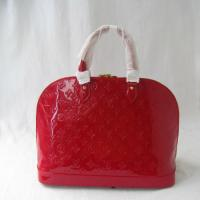 China Designer LV Patent Tote Alma Mm M93596 on sale