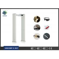 Quality 24 Zones Security Walk Through Metal Detector Church Hotel Airport UNX240 wholesale