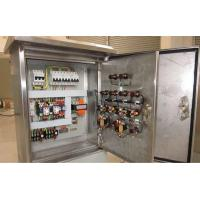 Buy cheap Waterproof Metal Distribution Box , Electrical Distribution Box For Motor Control from wholesalers