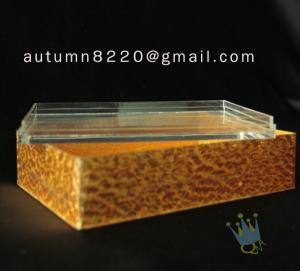 Quality BO (44) acrylic napkin case wholesale