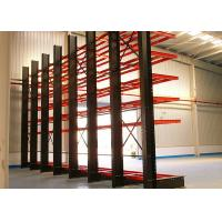 Quality Single Sided Cantilever Storage Racks 1500MM Max. Arm Length For Irregular / Longer Products wholesale