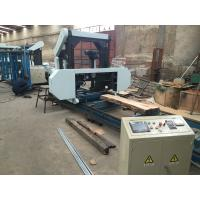 Buy cheap Portable Wood Sawmill Band Saw, Wood working Band Saw Mills, Log Cutting Machine from wholesalers