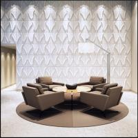 Cheap Contemporary Interior Wall Paneling 3D Wall Panels for Dinning Room /Sofa Wall Background for sale