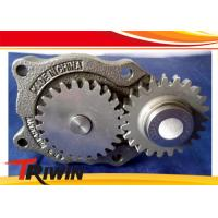 Quality Cummins Dongfeng Truck ISDE Diesel Engine Lubrication Oil Pump 4939587 wholesale