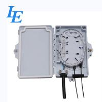 China 2 Cores Network Termination Box , Fiber Optic Connection Box Low Insertion Loss on sale