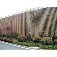 China External Anti - Termite WPC House With Wall Cladding Panel High Impact Resistant on sale