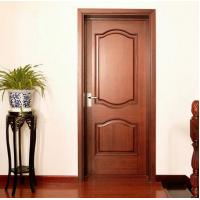 Buy cheap Custom Office Solid Wood Interior Doors Swing Open Environment Friendly from wholesalers
