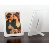 Cheap acrylic 8x10 magnetic photo frame for sale