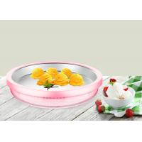 Buy cheap Mini Size Instant Ice Cream Tray , Ice Cream Making Pan Eco - Friendly from wholesalers