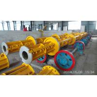 Quality Prestressed Concrete Spun Pile Reinforce Casted Steel Moulds Technical parameter of pole steel mould wholesale