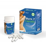 Quality Super Hot Burn 7 Botanical Slimming Capsules Herbal Slimming Capsules wholesale