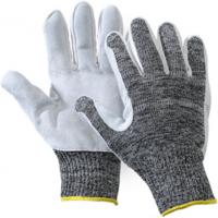 Quality Safety saw chain protection cut resistant glove ZMA0089 wholesale